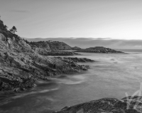 Duncan's Cove, NS B&W #1