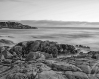 Duncan's Cove, NS B&W #2