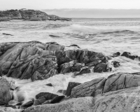 Duncan's Cove, NS B&W #3