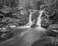 Pockwock Falls, NS B&W #1