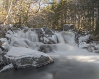 Pockwock Falls, NS - March 6, 2017